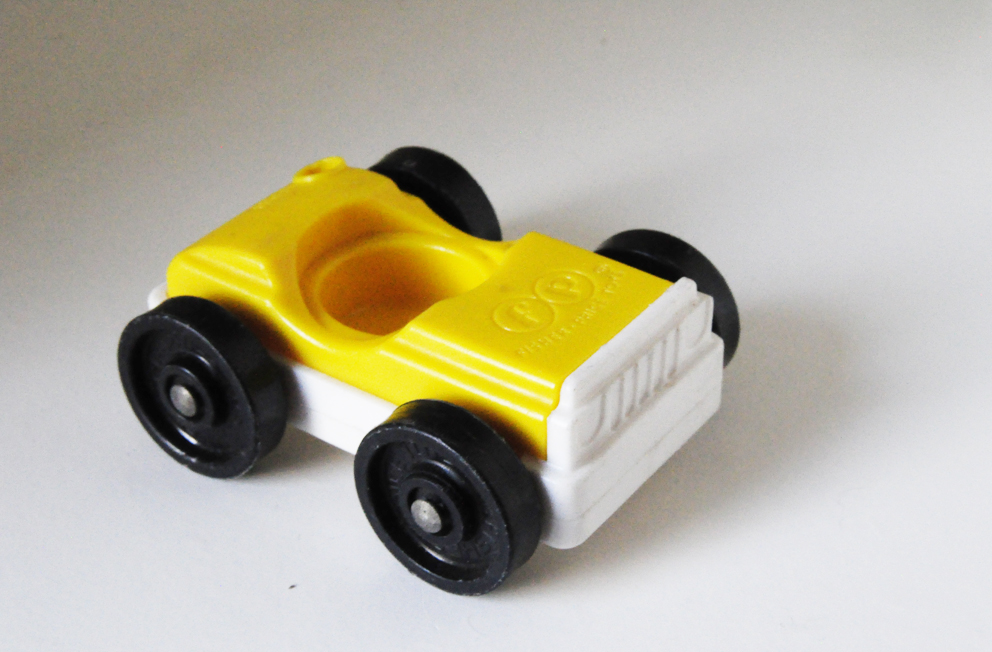 Voiture Fisher Price Les Happyvintage