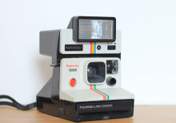 polaroïd 1000 supercolor polatronic 1