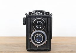 appareil photo vintage Lubitel 2