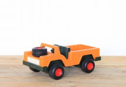 Jeep Fisher Price Safari vintage