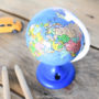 globe taille crayon