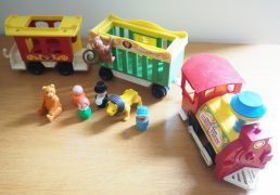 train-fisher-price-vintage