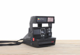 appareil photo vintage - instant camera - polaroid