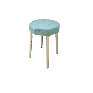 Tabouret Vintage Vynco Luxe